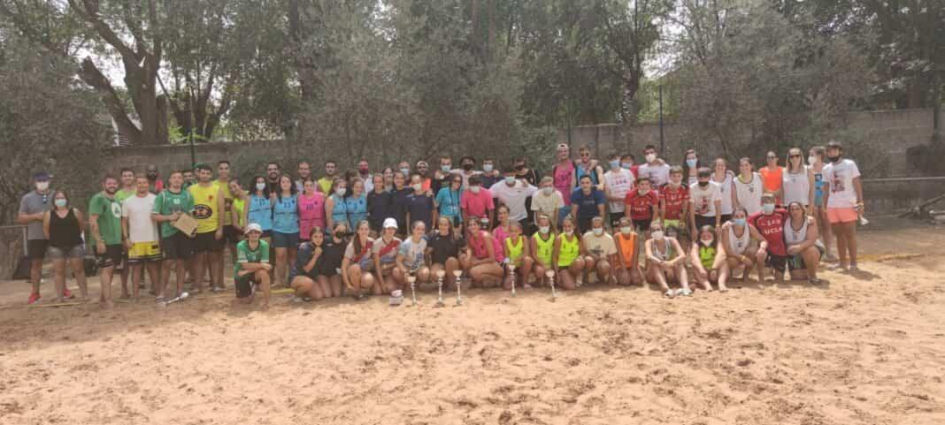 Finaliza el Torneo de Balonmano Playa en Herencia 1
