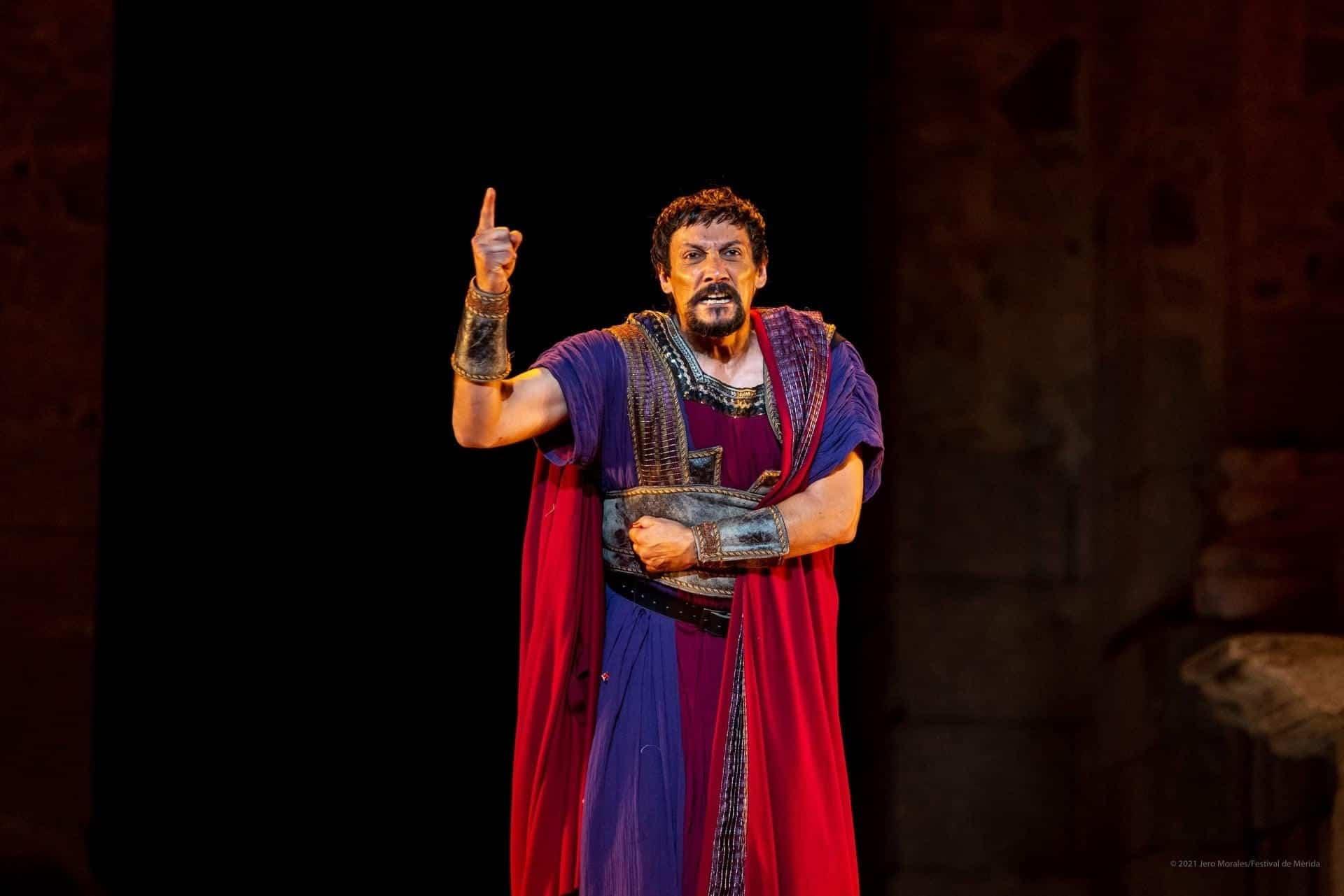 El vestuario de Rafael Garrigós, vuelve a brillar sobre el teatro romano de Mérida 29