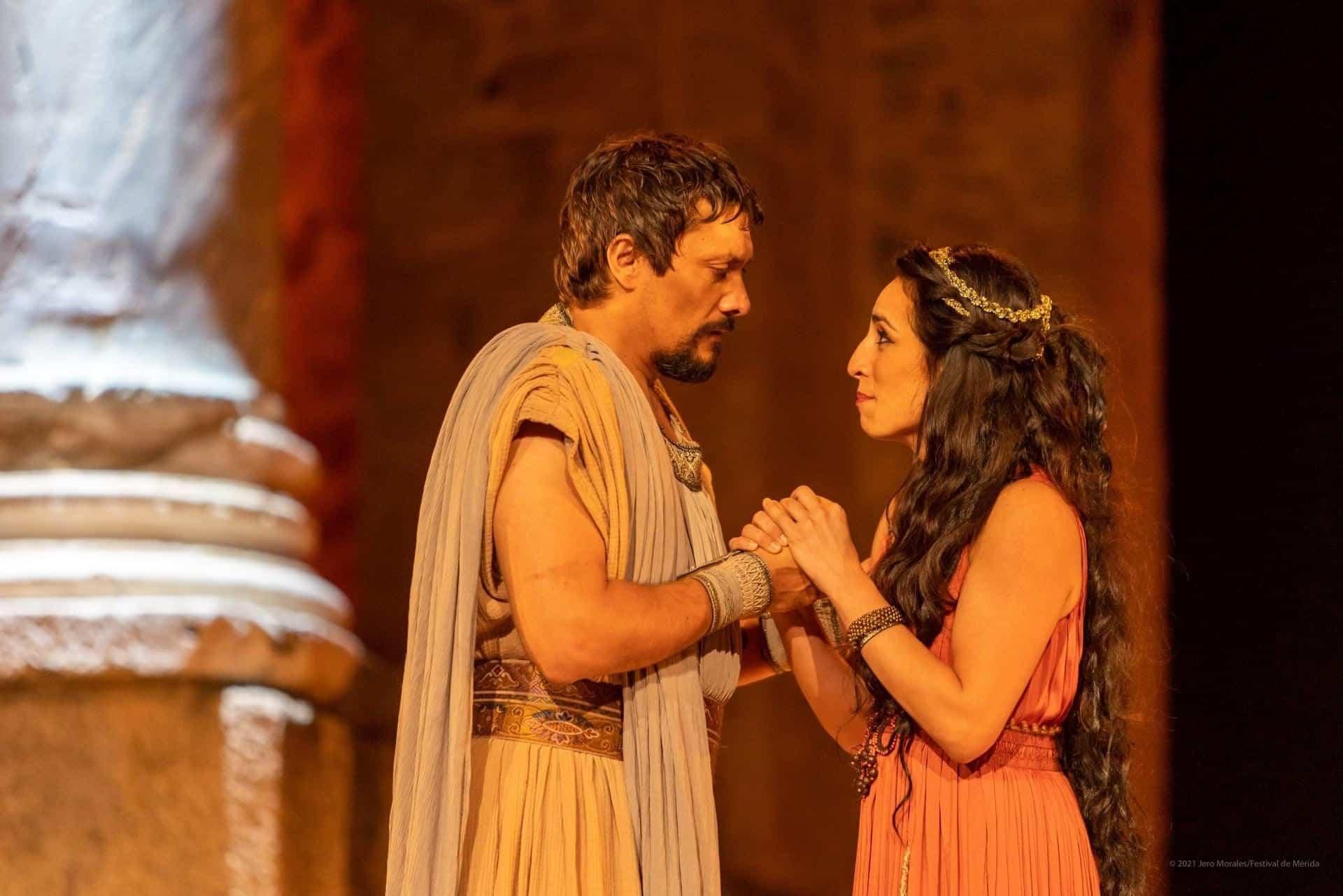 El vestuario de Rafael Garrigós, vuelve a brillar sobre el teatro romano de Mérida 31