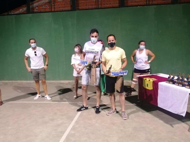 Entrega de trofeos del VI Torneo de Pádel de Verano en Herencia 25