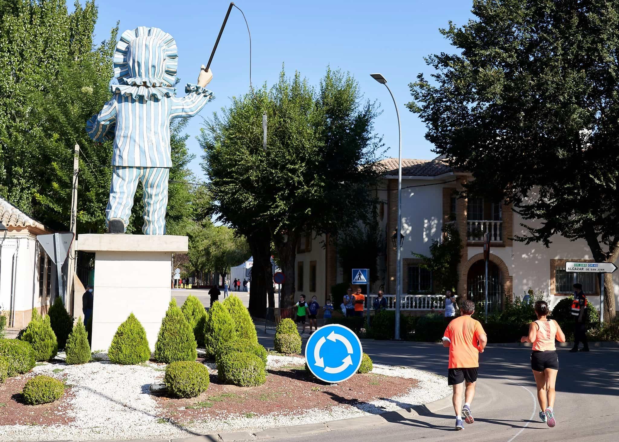 """Clasificaciones de la 44 Carrera Popular """"Villa de Herencia"""" 20"""