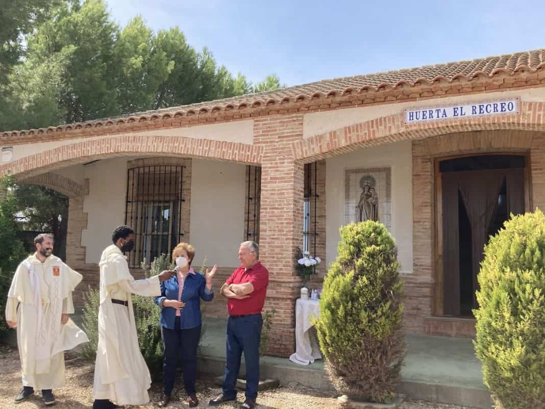 Dos cerámicas conmemoran la llegada de la actual imagen de la Virgen de las Mercedes a Herencia 16