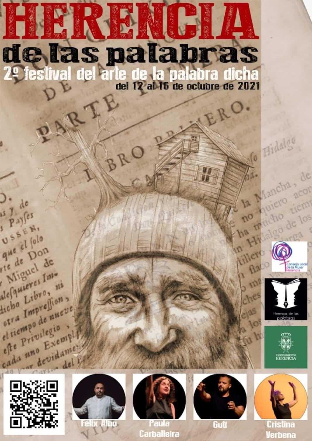"""Presentado el II Festival de Narración """"Herencia de las Palabras"""" para todos los públicos 4"""