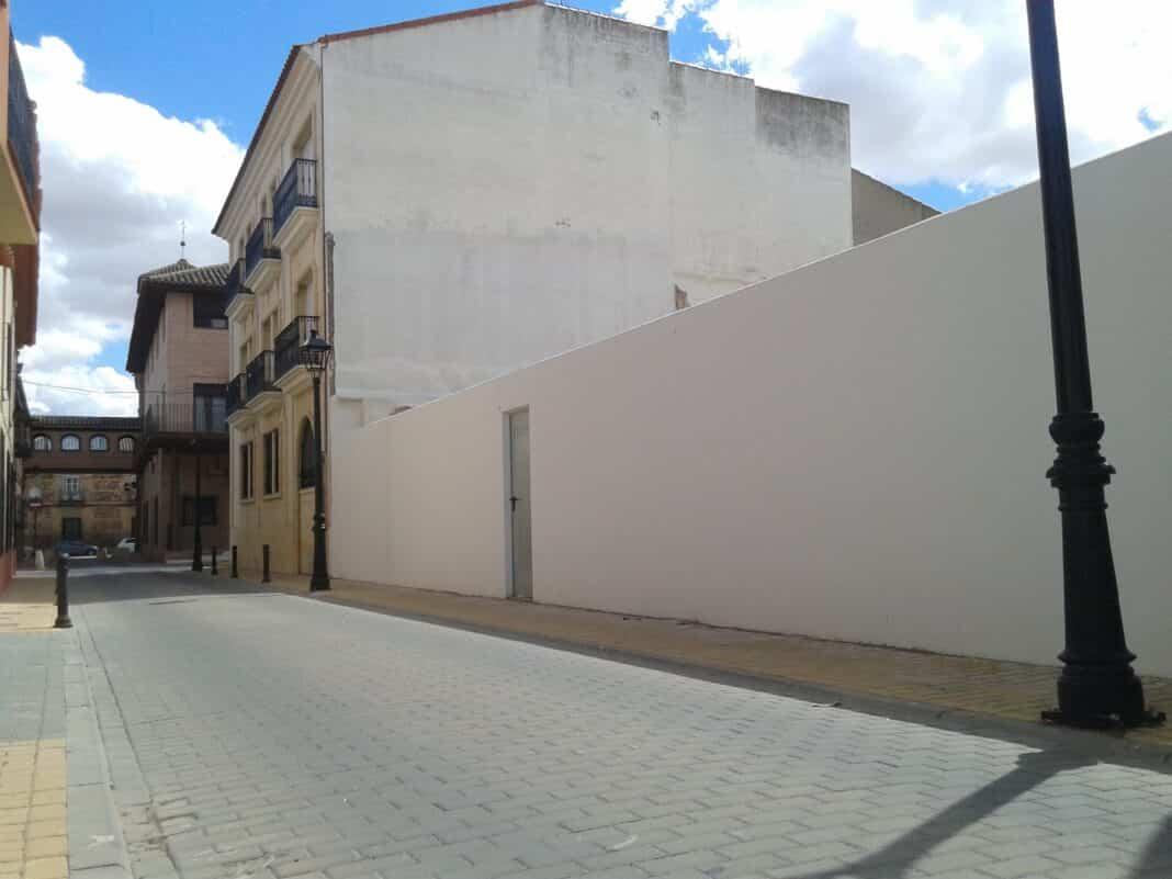 Herencia pondrá en marcha un plan de embellecimiento de espacios públicos 1