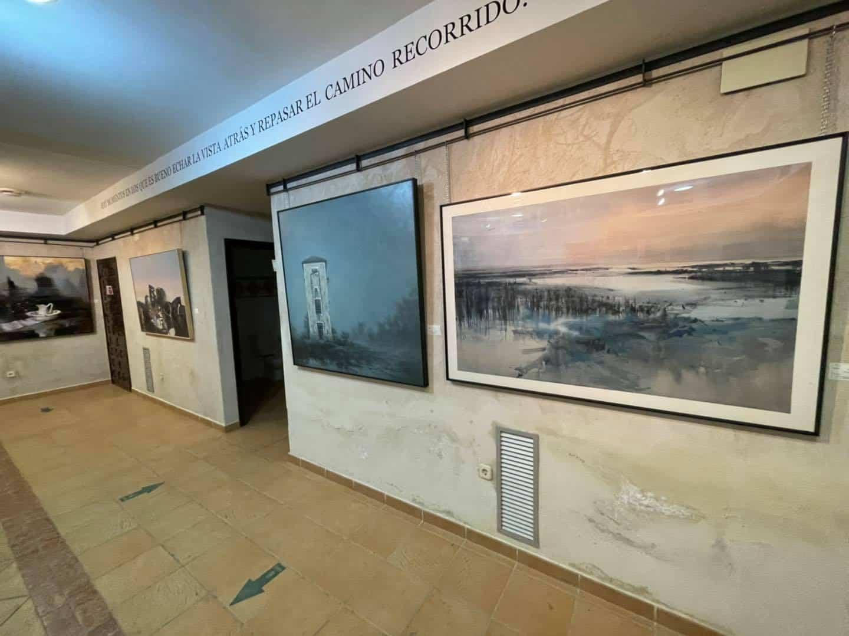 """Inauguración de la exposición del XXXVIII Certamen de Pintura """"Jesús Madero"""" 27"""