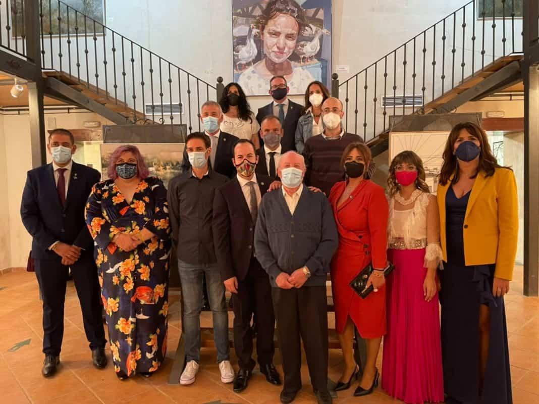 """Inauguración de la exposición del XXXVIII Certamen de Pintura """"Jesús Madero"""" 28"""