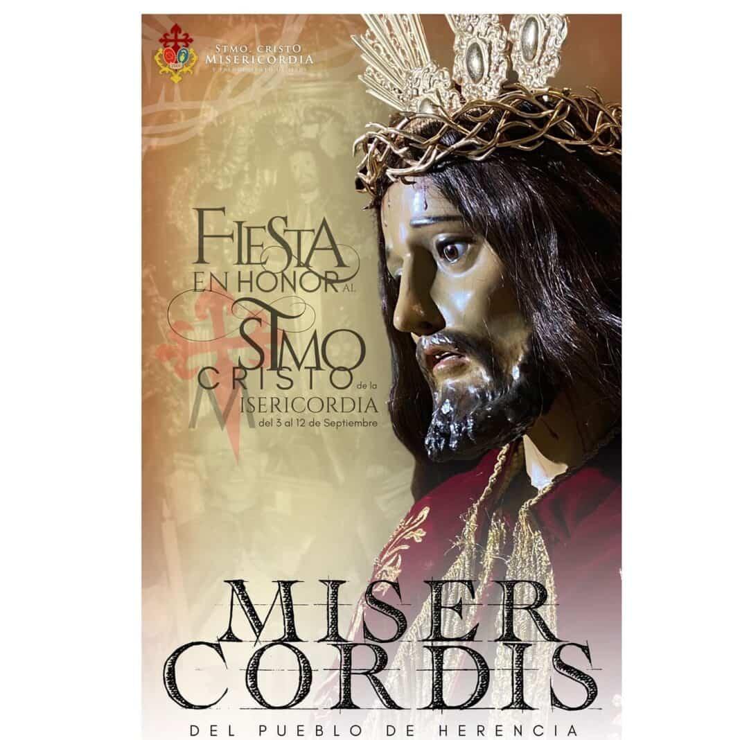 Fiestas en honor al Cristo de la Misericordia en Herencia 4