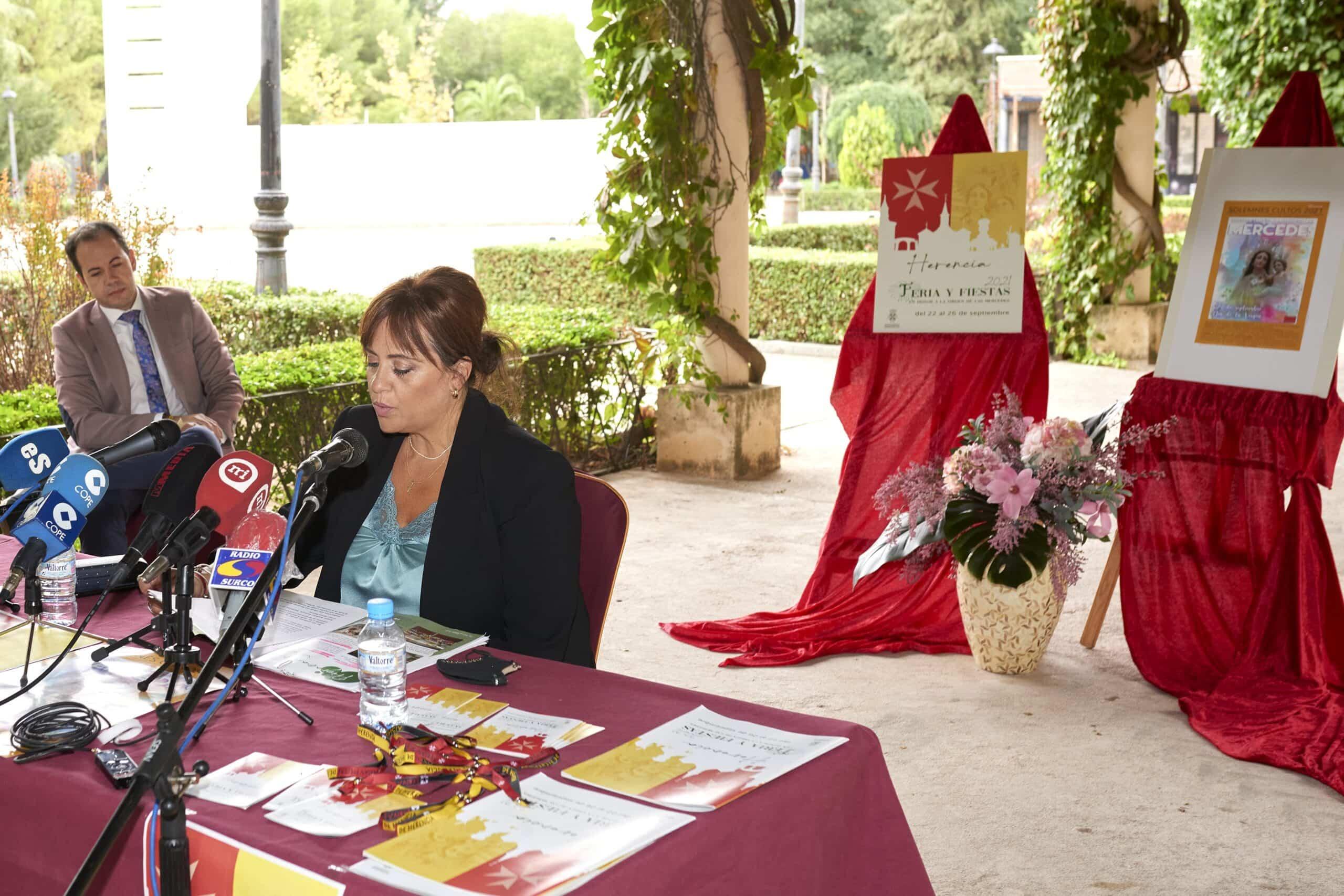 Herencia anuncia con ilusión la celebración de sus Fiestas adaptando todos los actos a la situación sanitaria 6