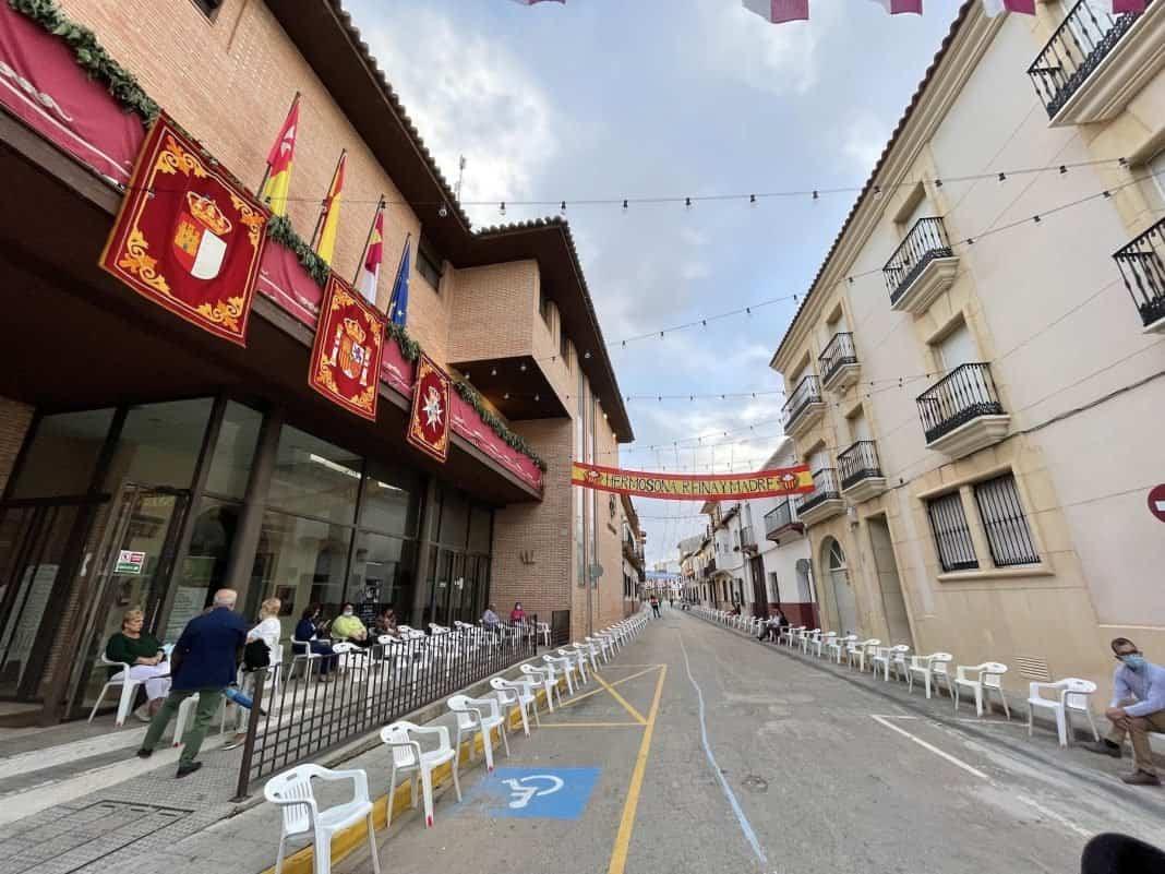 Incidencia 0 de nuevos casos confirmadas para la Feria y Fiestas de Herencia 1