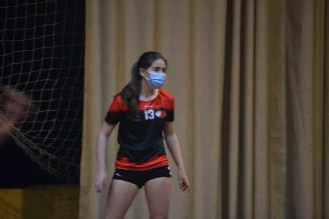 Blanca Gómez Calcerrada Ramos convocada en la Jornadas de Tecnificación de Balonmano 4