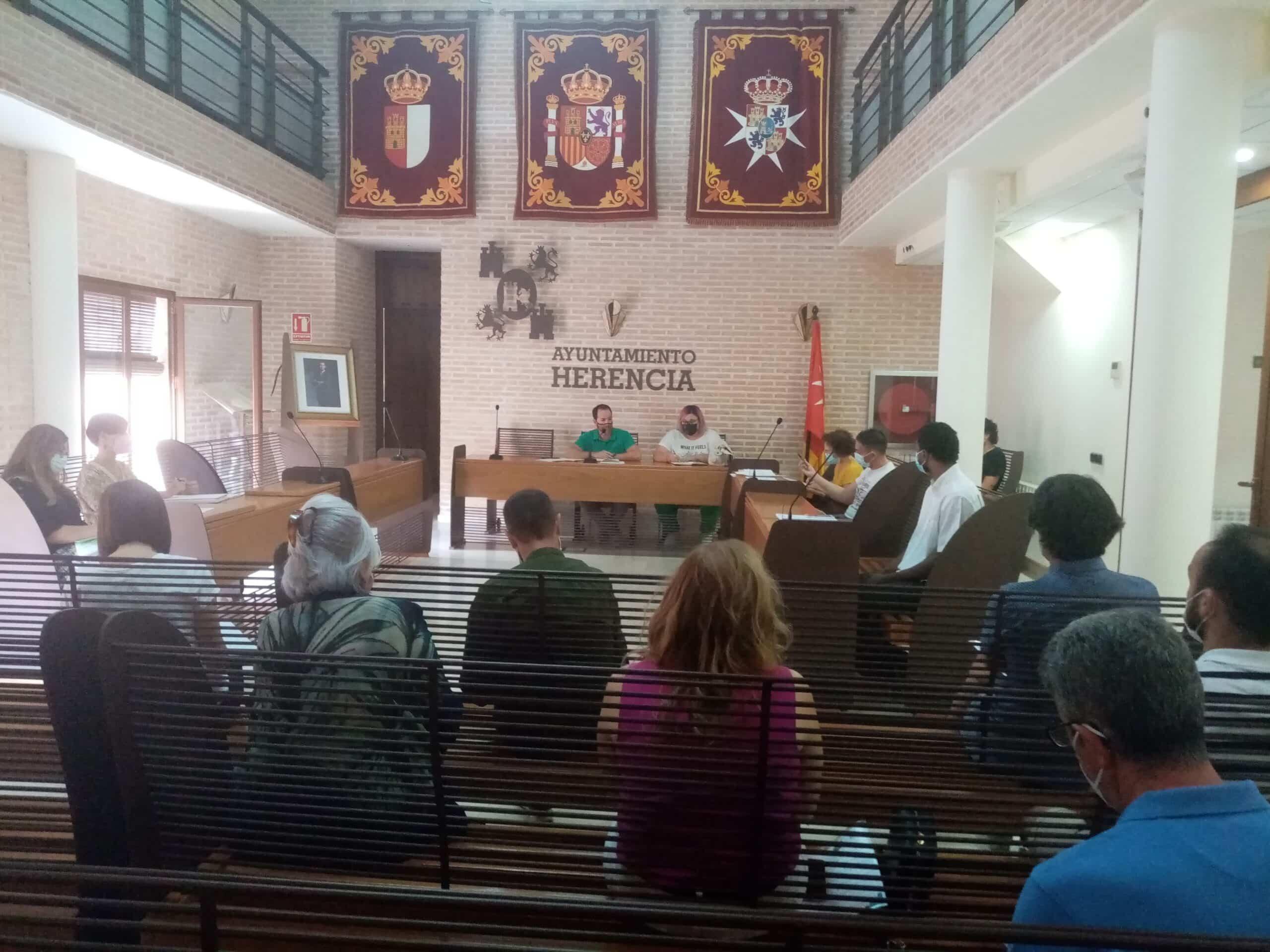 Inicio del curso escolar en Herencia con un aumento del profesorado y el protocolo de medidas antiCovid más relajado 3