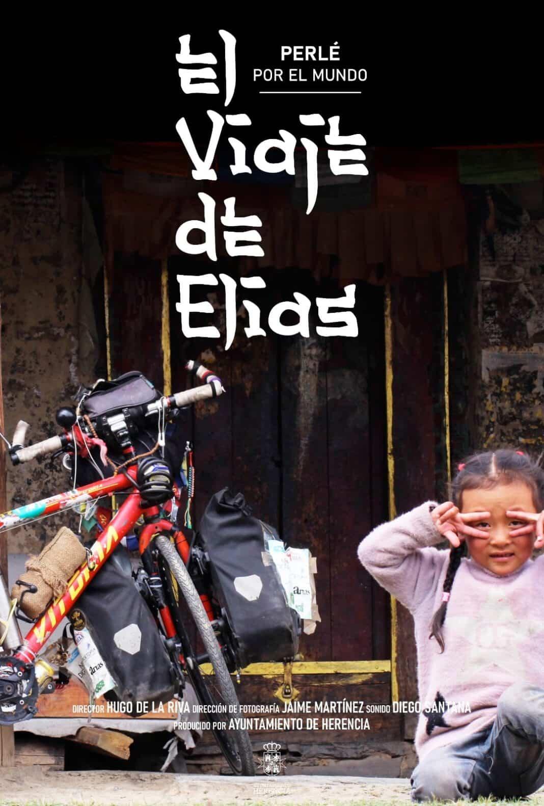 """Presentación del documental """"El viaje de Elías"""" dirigido por Hugo de la Riva 1"""
