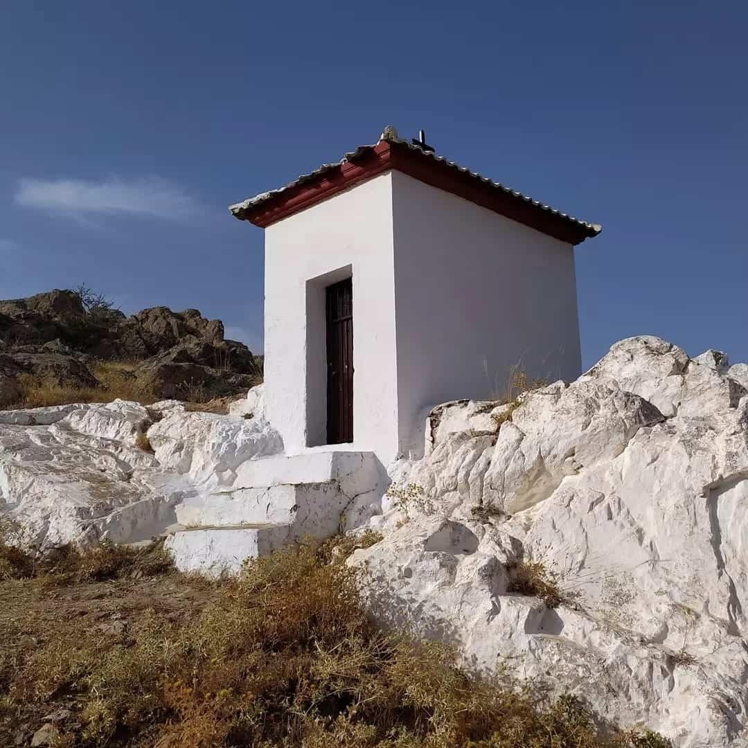 Reconstrucción de la Ermita del Sepulcrillo en Herencia 15