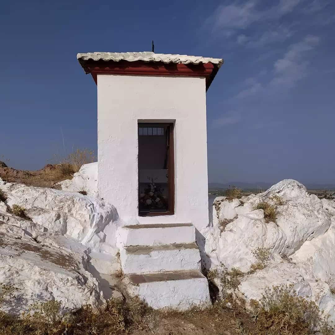 Reconstrucción de la Ermita del Sepulcrillo en Herencia 17