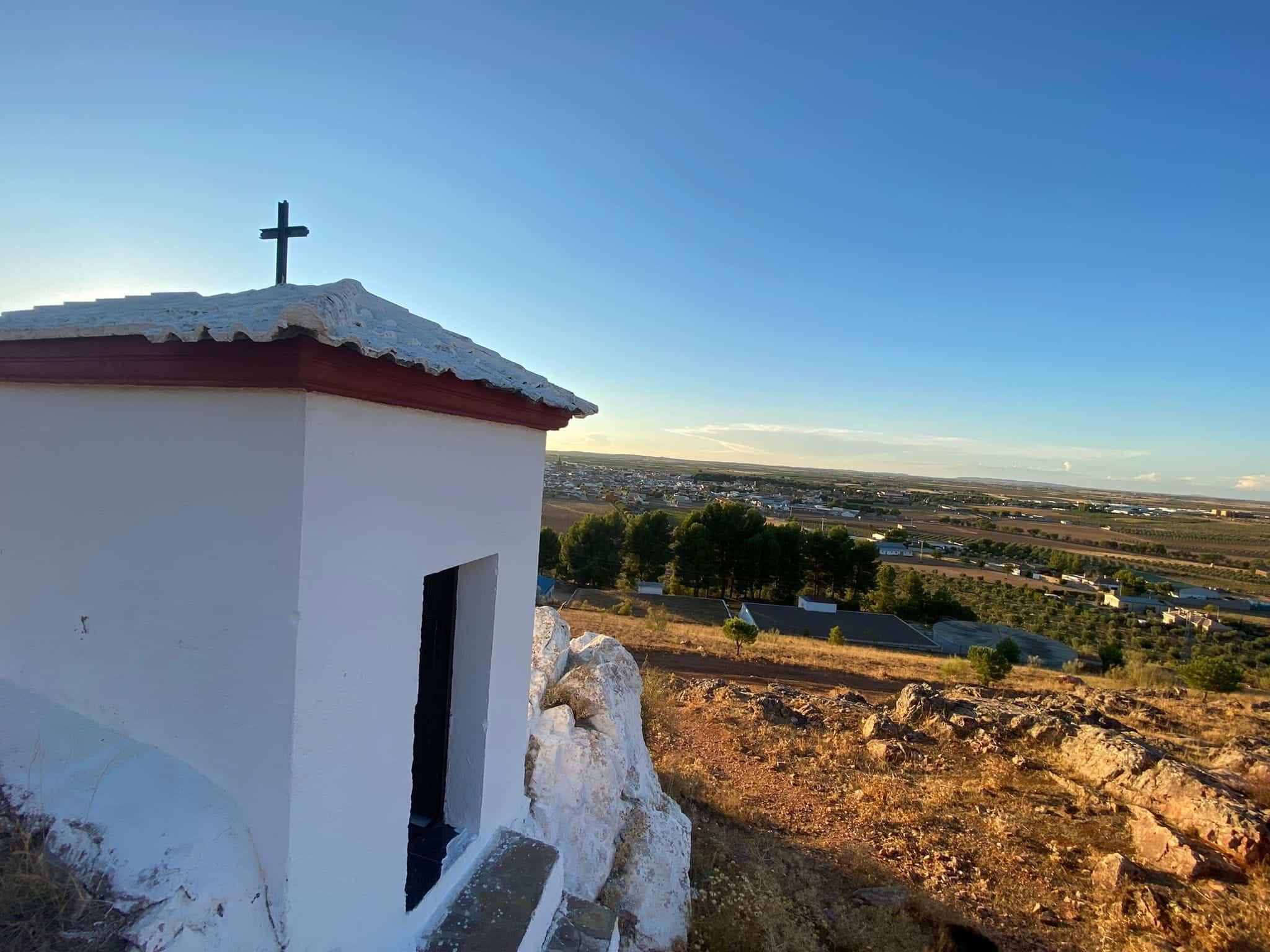 Reconstrucción de la Ermita del Sepulcrillo en Herencia 19