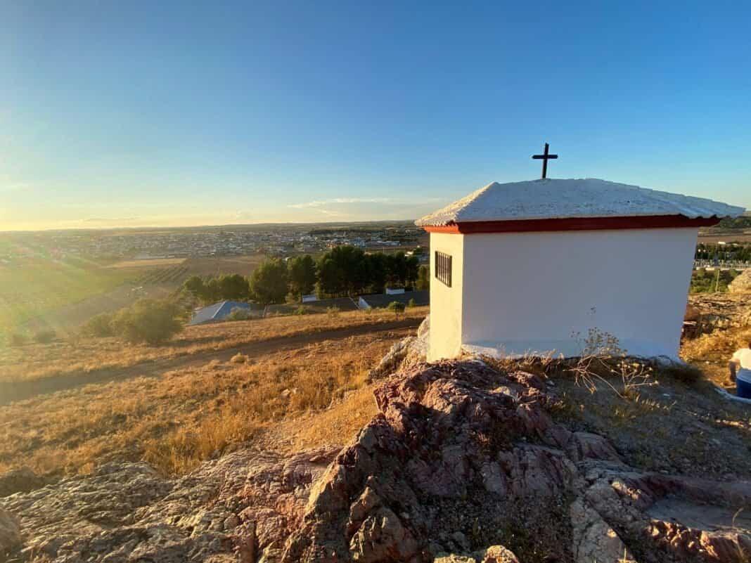 Reconstrucción de la Ermita del Sepulcrillo en Herencia 22