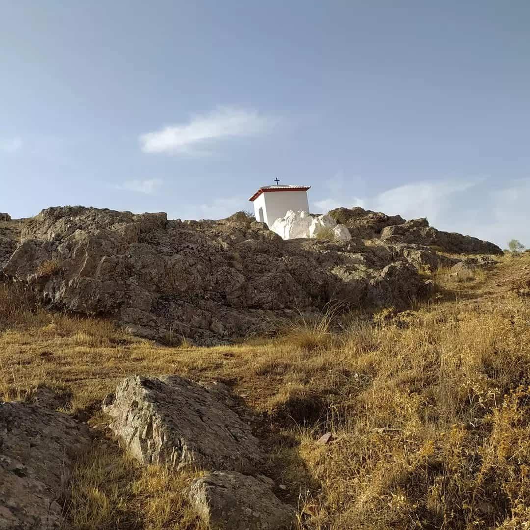 Reconstrucción de la Ermita del Sepulcrillo en Herencia 20