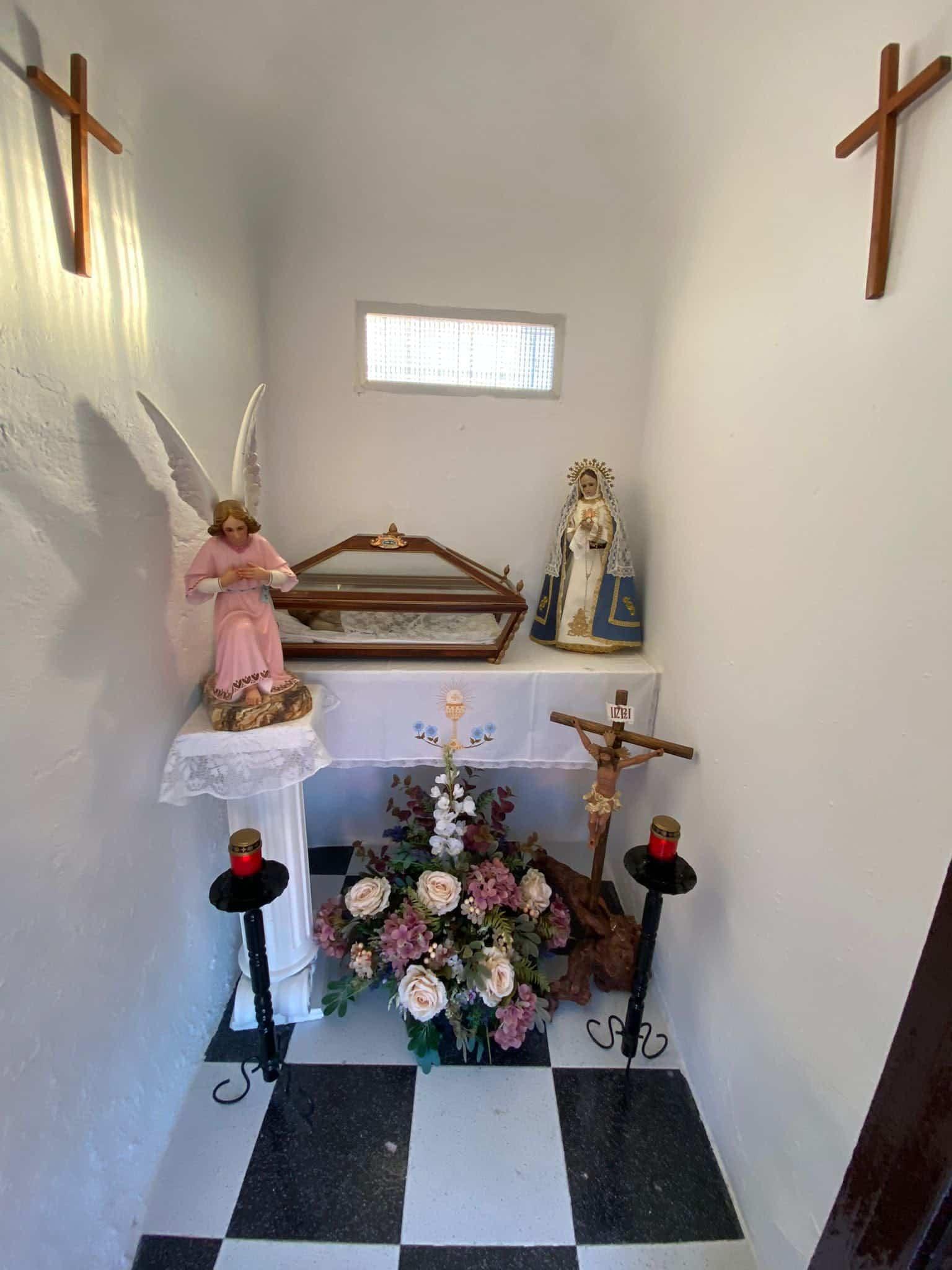 Reconstrucción de la Ermita del Sepulcrillo en Herencia 21