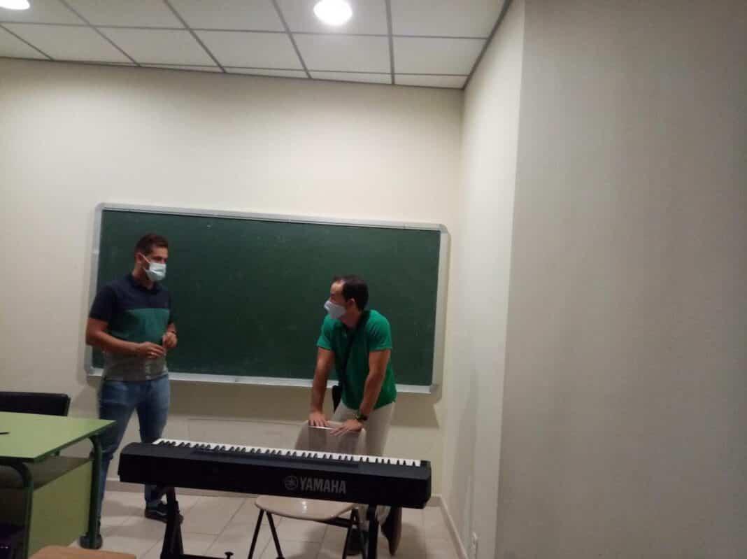 Musicoterapia formará parte del próximo curso de la Escuela Municipal de Música 4