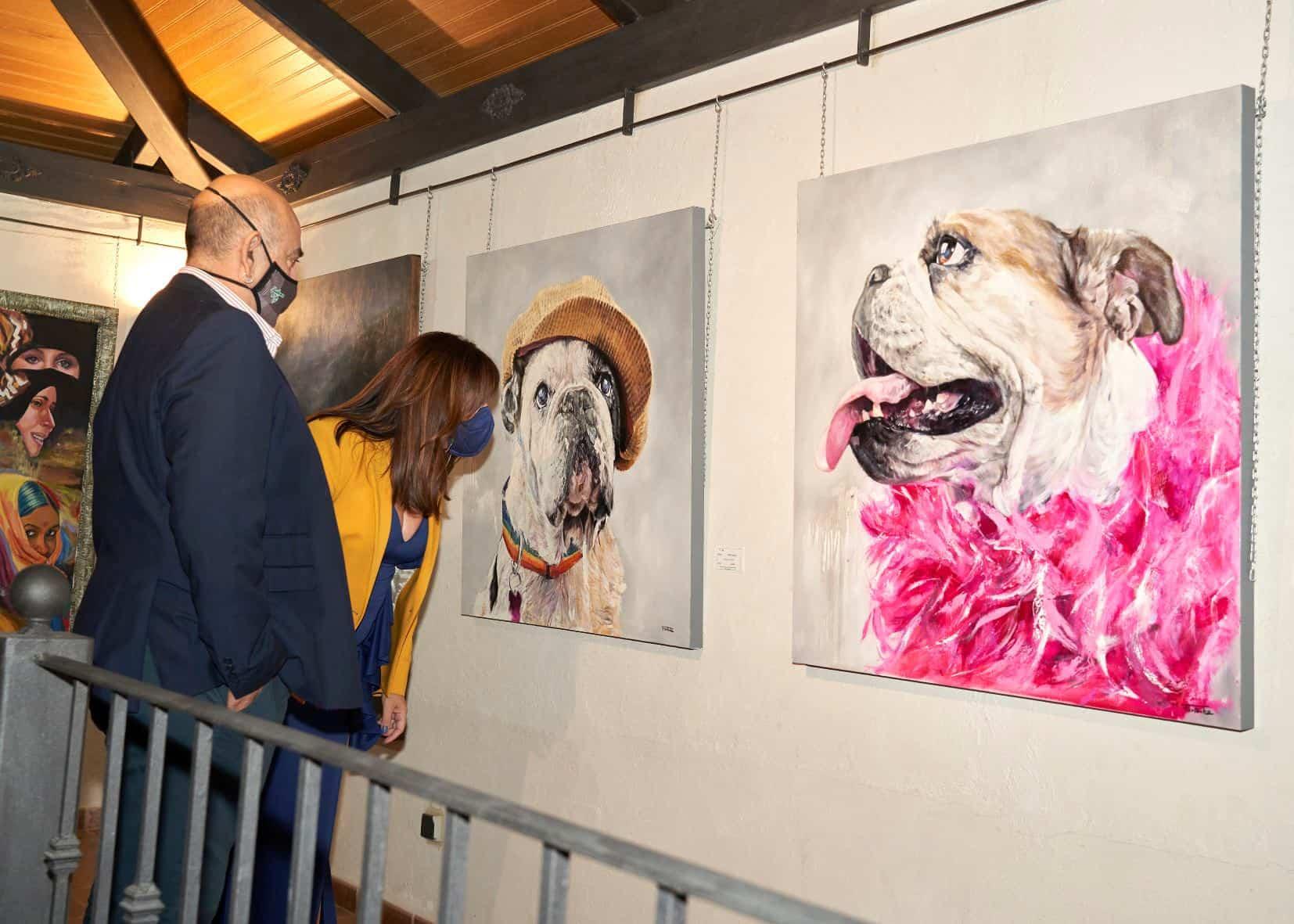Galería de fotografías de la inauguración de la Feria y Fiestas 2021 113