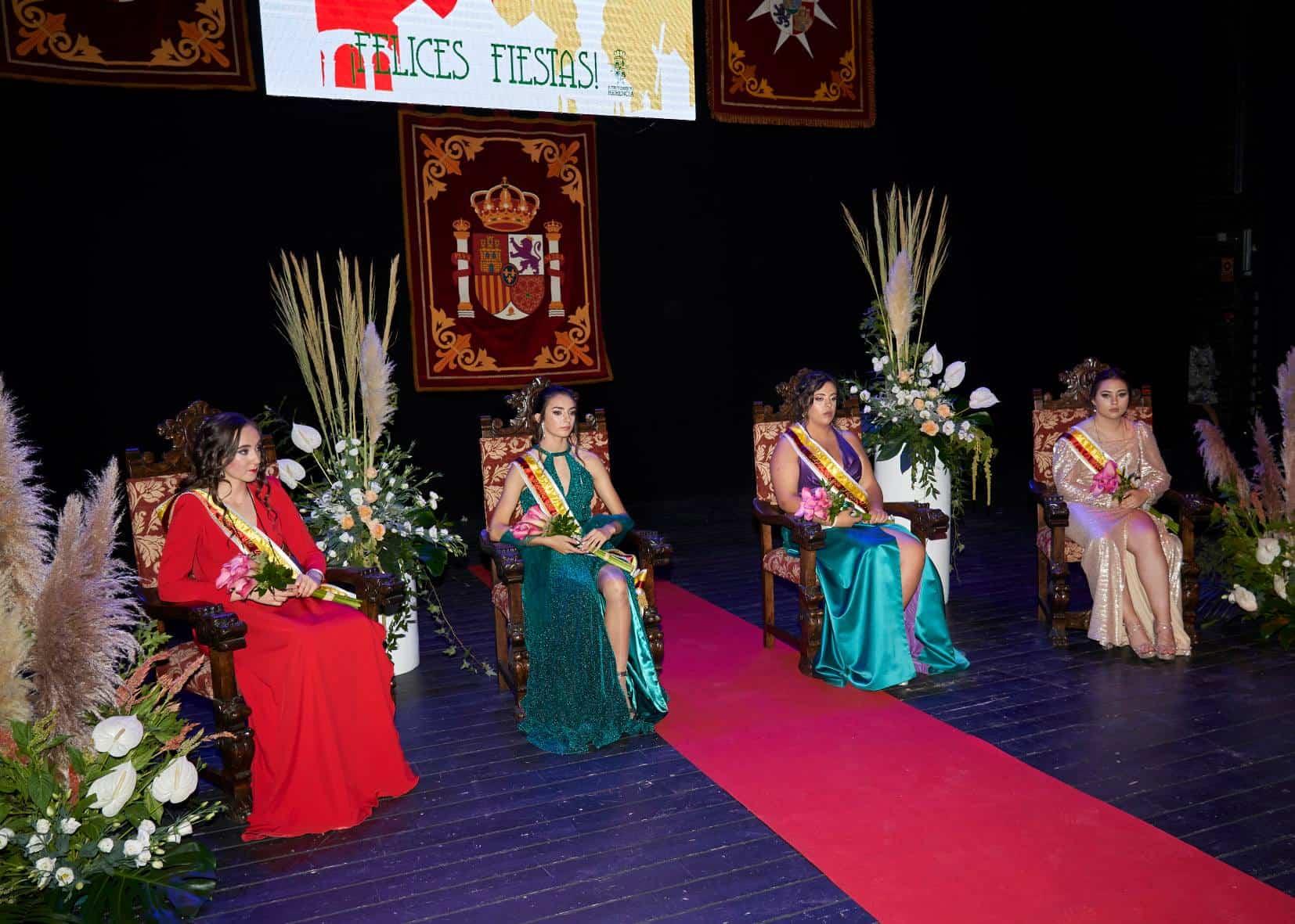 Galería de fotografías de la inauguración de la Feria y Fiestas 2021 146