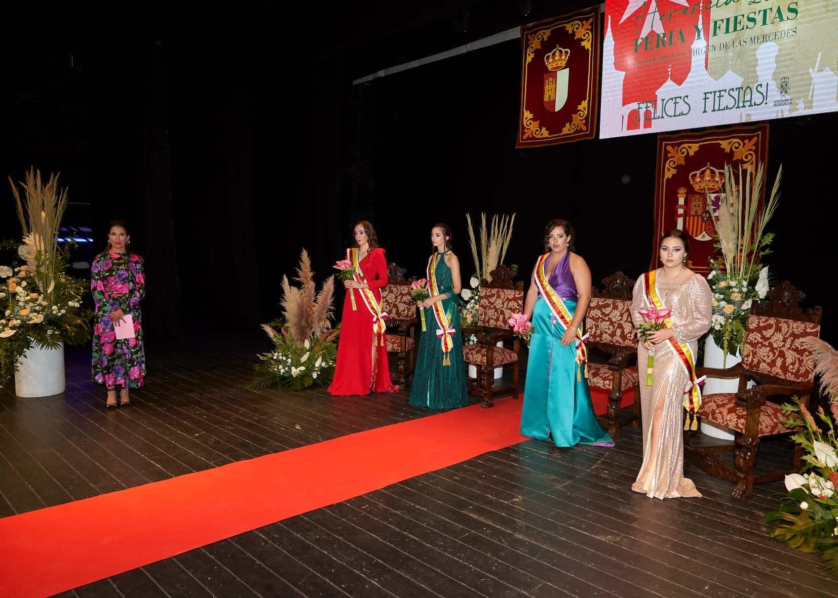 Galería de fotografías de la inauguración de la Feria y Fiestas 2021 155