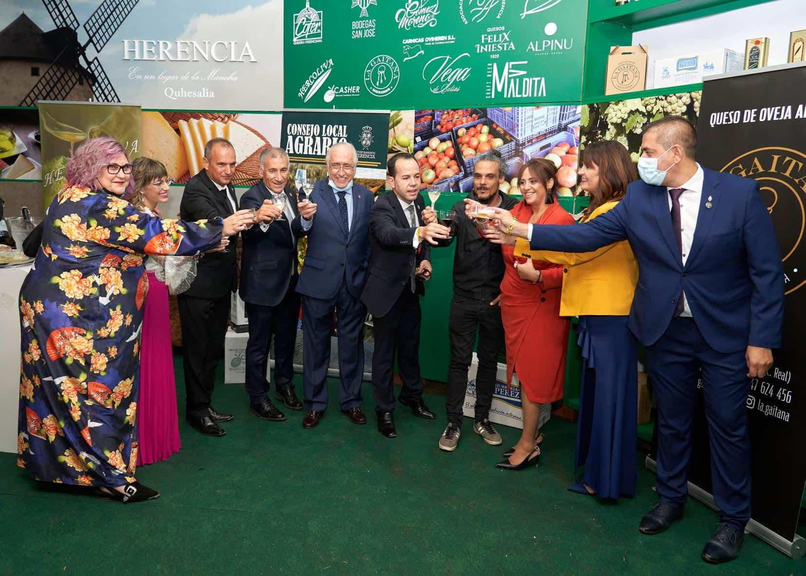 Galería de fotografías de la inauguración de la Feria y Fiestas 2021 165