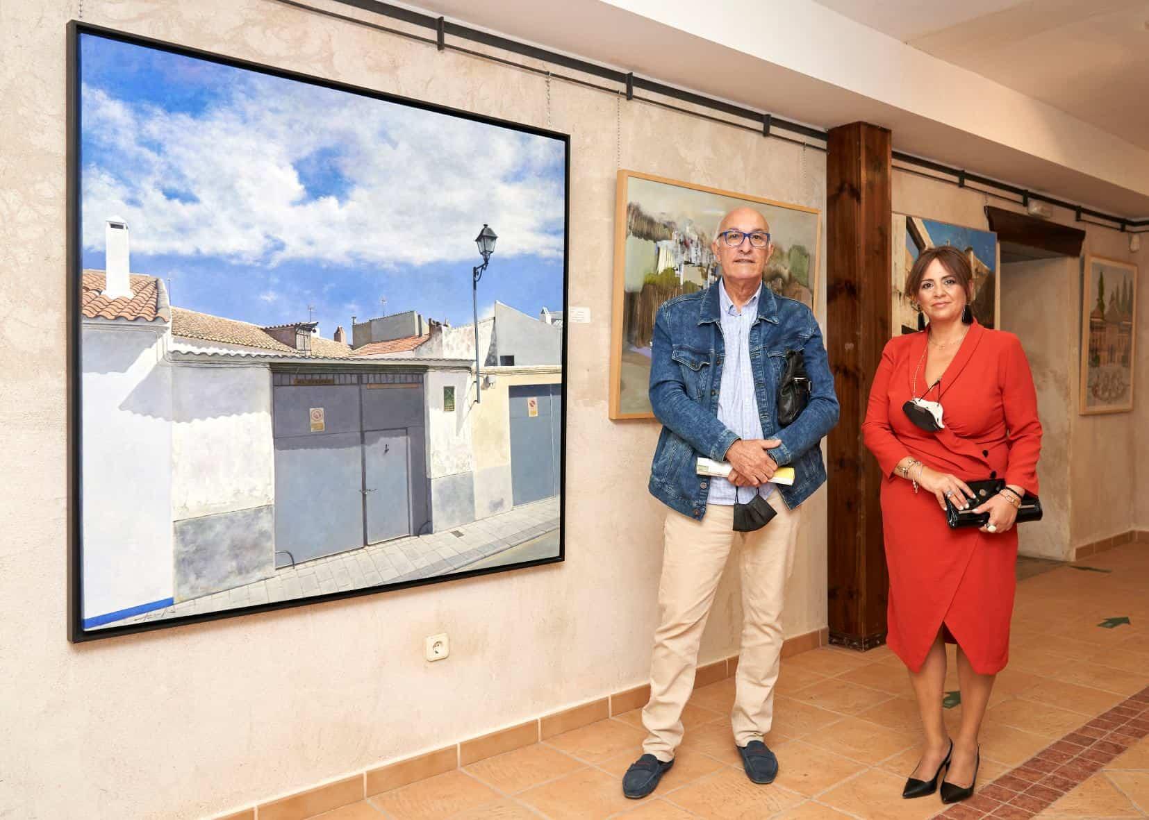 Galería de fotografías de la inauguración de la Feria y Fiestas 2021 117