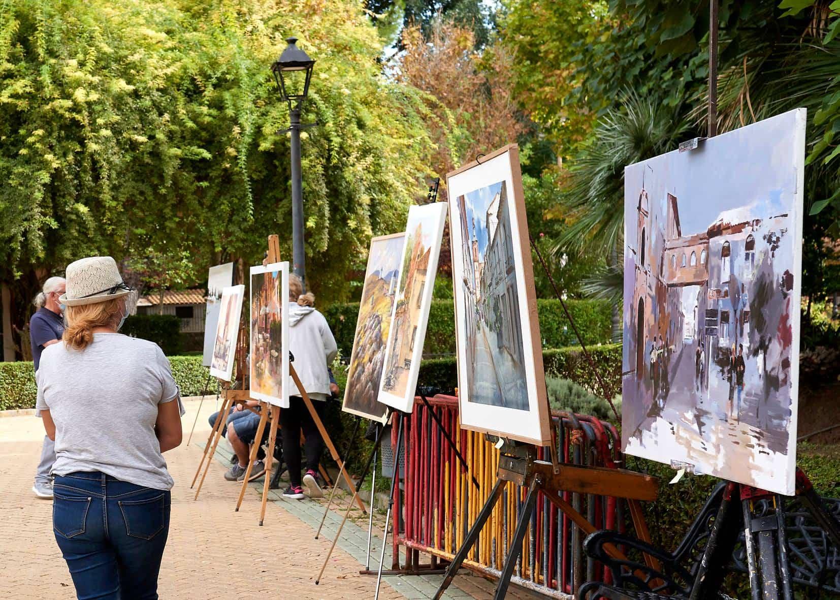 Galería de fotografías del sábado de Feria y Fiestas de Herencia 2021 174