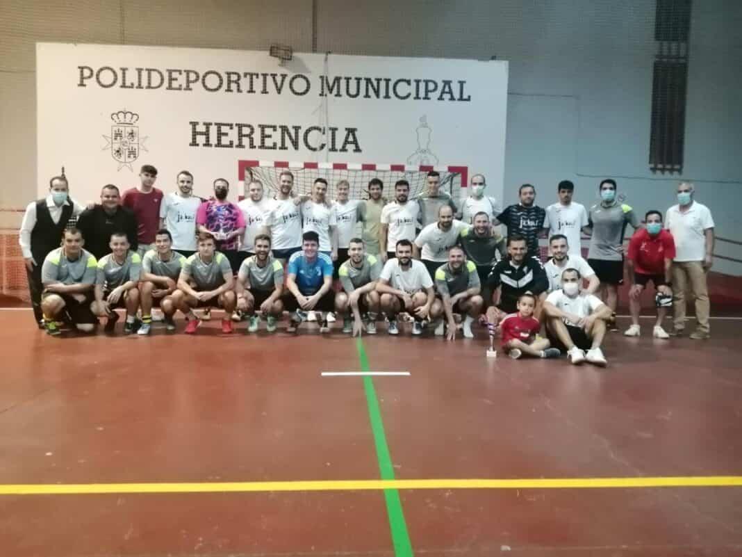 Finaliza la Liga de Verano de Fútbol-Sala en Herencia 1
