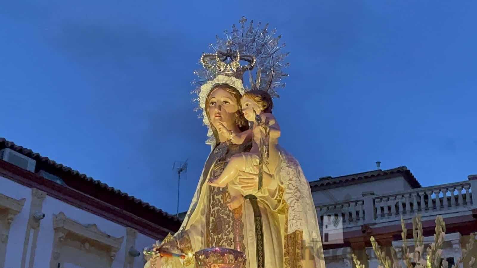 Magna Procesión de Nuestra Santísima Madre de las Mercedes en 2021 65