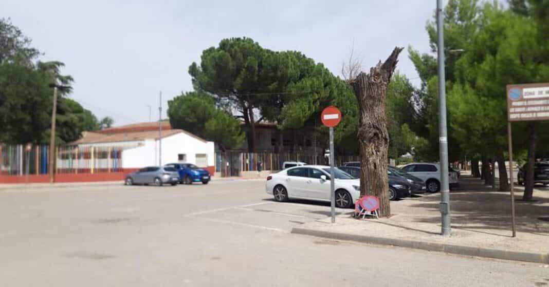 Peatonalización del entorno del Colegio Público Carrasco Alcalde 1