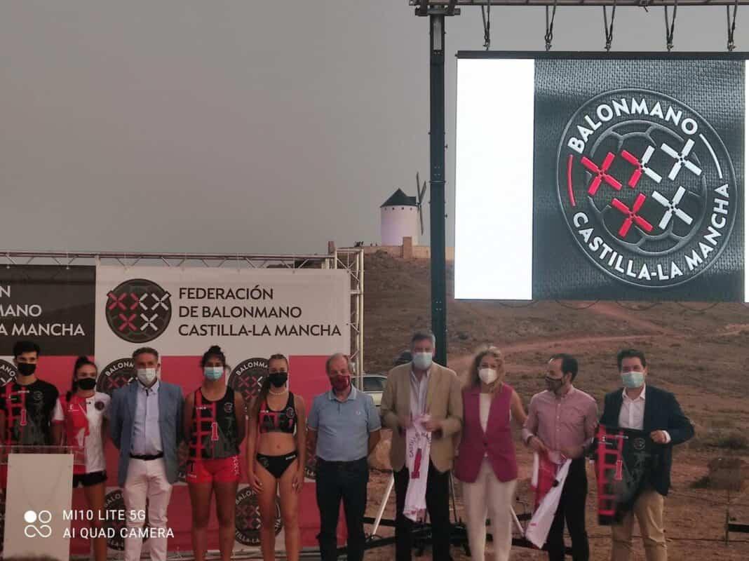La Federación de Balonmano de Castilla-La Mancha presentó sus equipaciones en Herencia 4