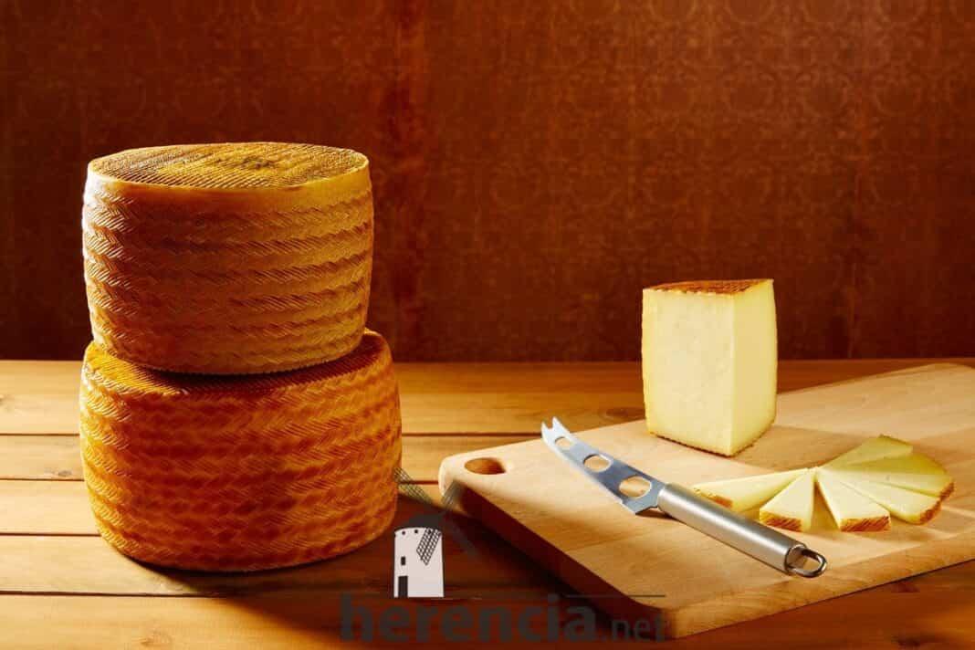 Maridaje de queso de Herencia con la huerta herenciana 4