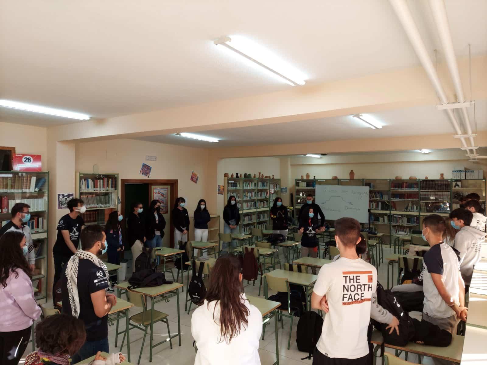 """Aktive Kosmos prepara una noche intercultural con """"101 historias juveniles"""" 5"""