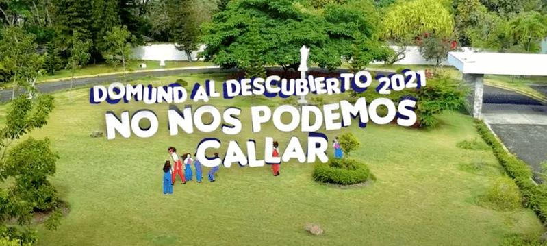 """""""No nos podemos callar"""" videoclip de Corito Chichigua para el Domund 2021 1"""