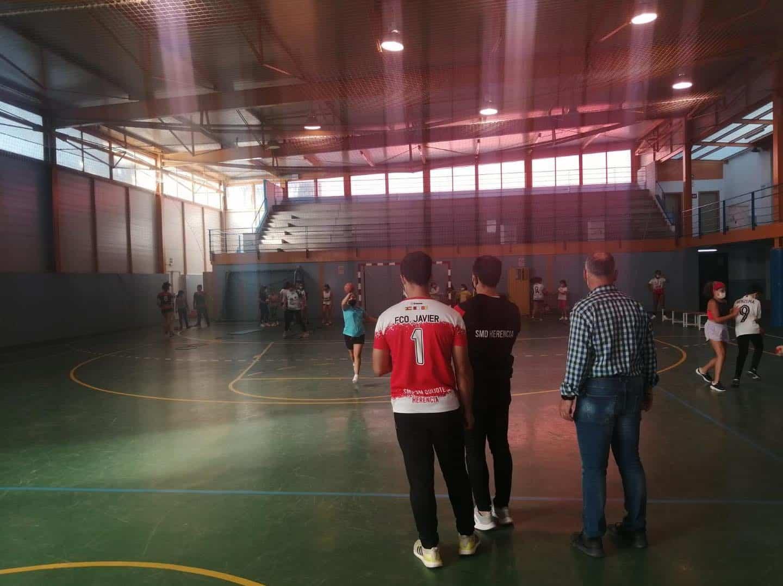 Comienzo de las Escuelas Deportivas Municipales en Herencia 6