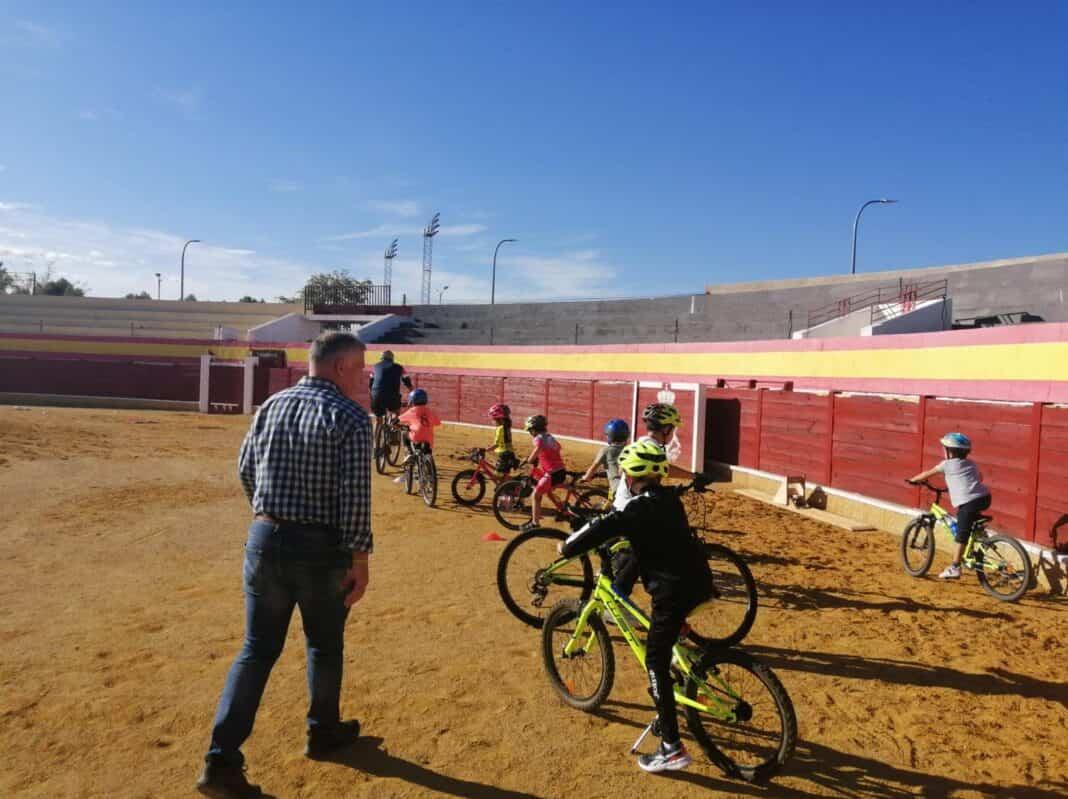 Comienzo de las Escuelas Deportivas Municipales en Herencia 7