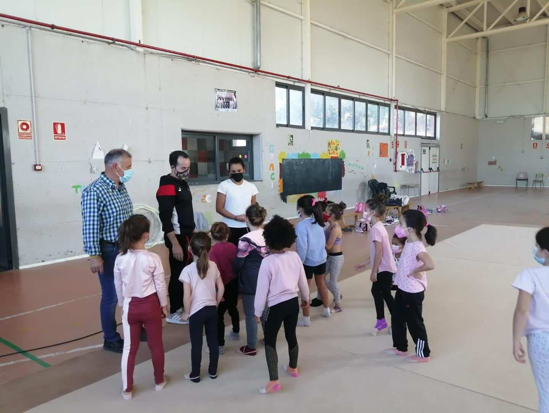 Comienzo de las Escuelas Deportivas Municipales en Herencia 5