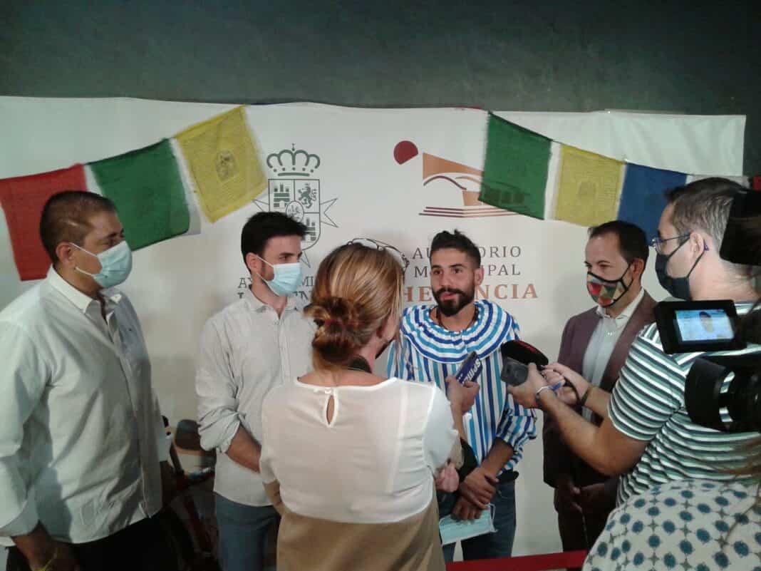 """Auditorio lleno para la premier del documental """"El viaje de Elías"""" García-Escribano 7"""